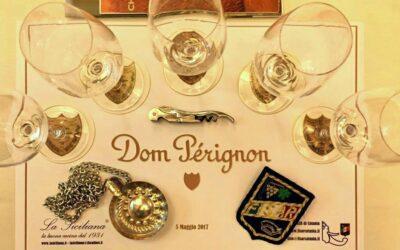 Degustazione verticale di Dom Perignon