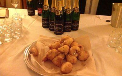 """Crispelle & Champagne. . . l'altro """"Street Food"""""""